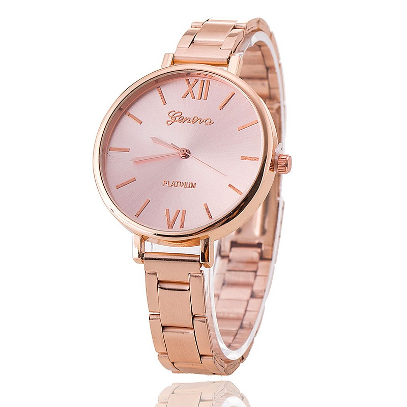 Geneva Platinum Rose Gold